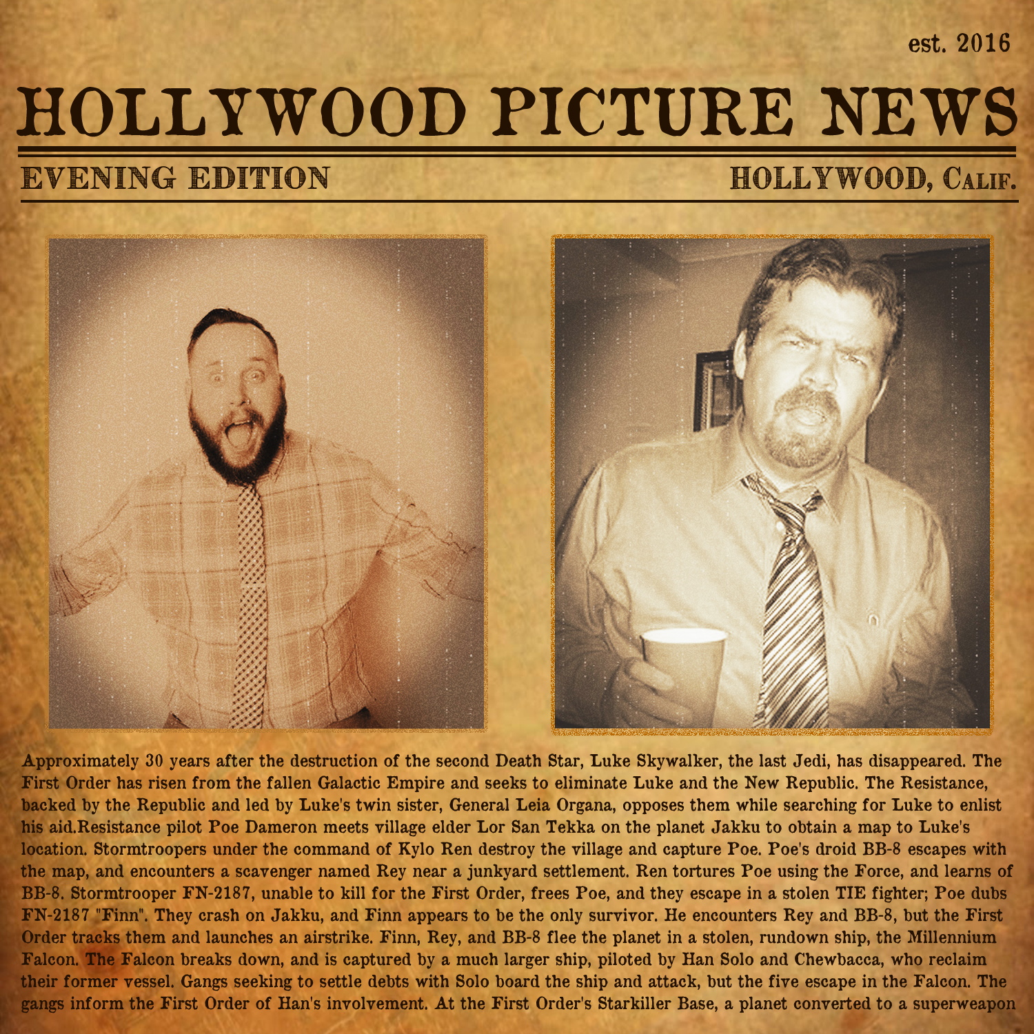 Hollywood Picture News